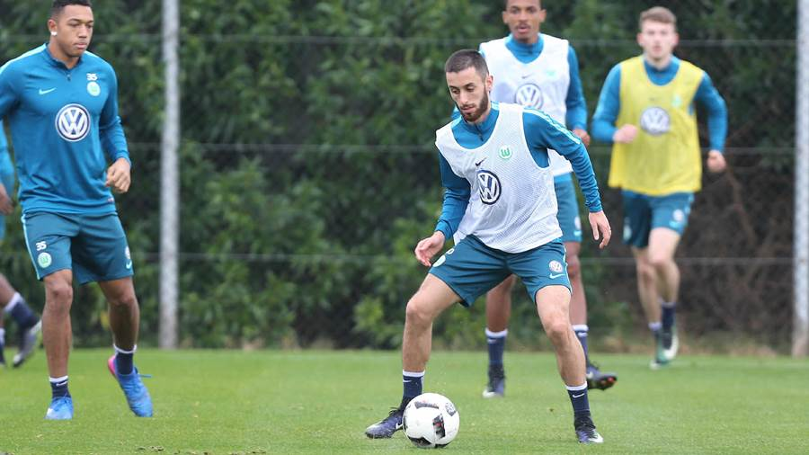 Yunus Malli Training02