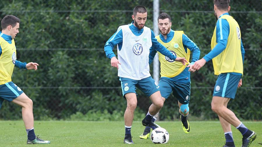 Yunus Malli Training03