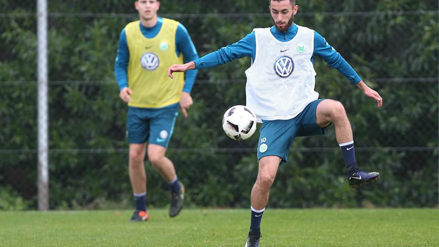 Yunus Malli Training04