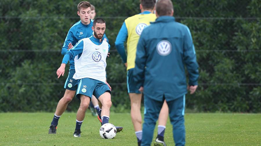 Yunus Malli Training05