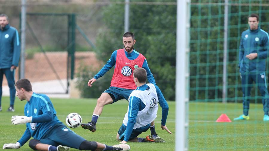 Yunus Malli Training06