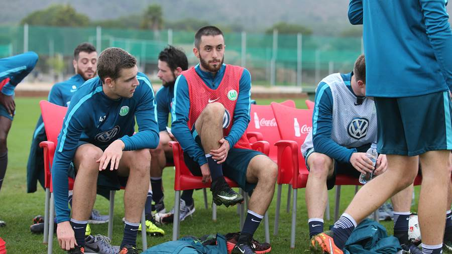 Yunus Malli Training11